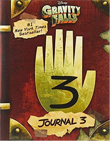 Gravity falls. Journal 3