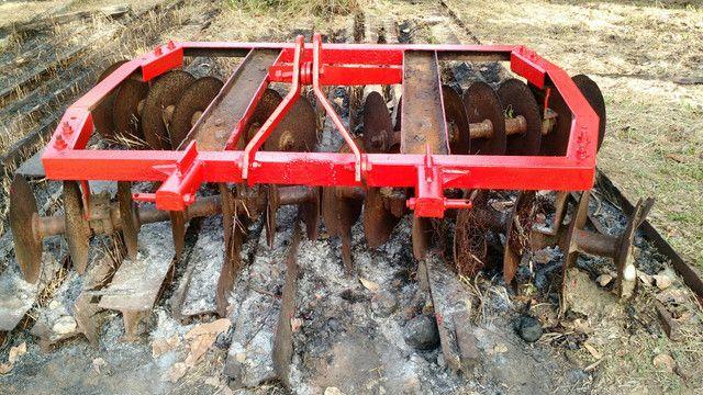 Grade Niveladora para Trator - Foto 2