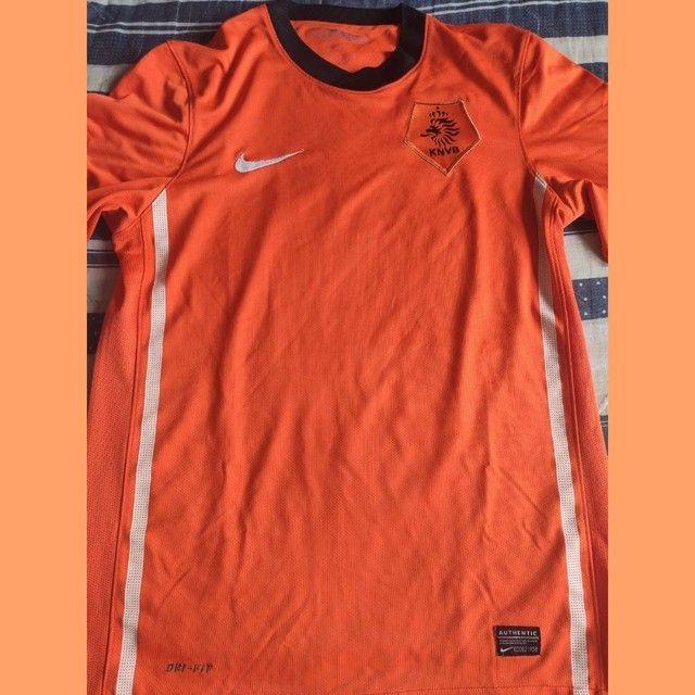 Camisa Holanda Nike