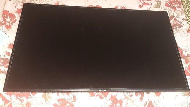 Tv samsung tela quebrada,retirada de peças ou troca por celular - Foto 2