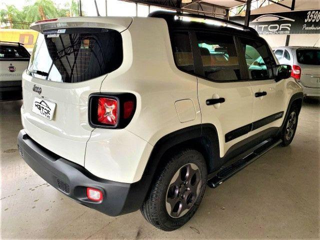 Jeep Renegade 1.8 MT Custom Perfeito estado - Mande Whatts - Foto 6