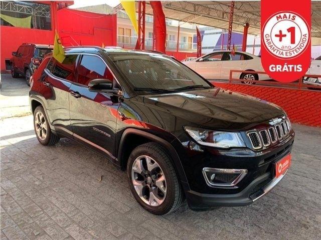 Jeep Compass Limited Flex 4X2 AT 2.0 4P 2018