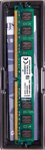 Memória Kingston Ddr2 1gb desktop - Foto 4