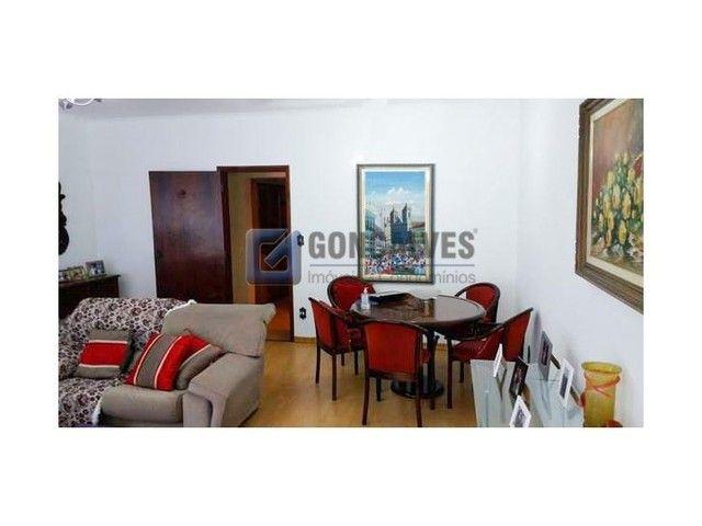 Casa para alugar com 4 dormitórios em Oswaldo cruz, Sao caetano do sul cod:1030-2-36553 - Foto 2