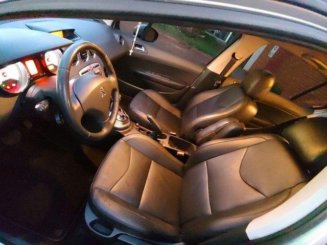 Peugeot 408 Allure AT 2.0 Flex 2011/2012  - Foto 3
