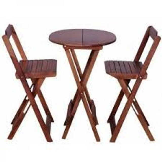 Jogo de Mesa com cadeiras - para Bares ou Restaurantes - Foto 6