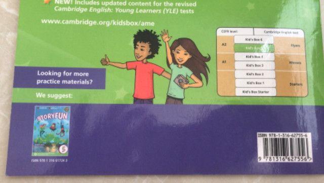 Livro inglês Kids Box American English 5 Student´s Book - 2nd Ed - Foto 2