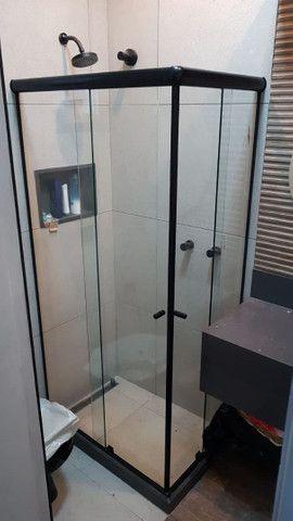 Box blindex banheiro pronta entrega - Foto 3