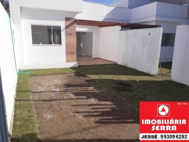 JES 002. Casa nova na Serra de 66M² em Jacaraipe 2 quartos com suíte. - Foto 9