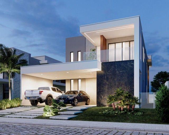 Casa 274m² em construção Condomínio Jardins do Lago Eusébio  - Foto 5