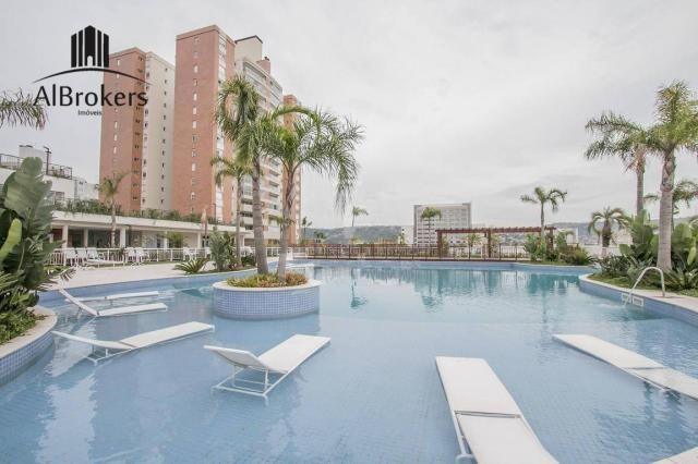 Apartamento com 3 suítes à venda, 162 m² por R$ 1.490.000 - Central Parque - Porto Alegre/ - Foto 18