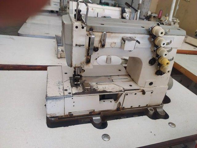 Máquina de costura Galoneira no precinho confira  - Foto 2