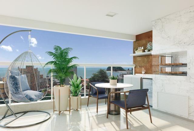 Apartamento à venda com 3 dormitórios em Centro, Guaratuba cod:0389/2021 - Foto 2