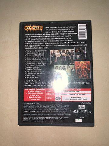 DVD Iron Maiden - Foto 3