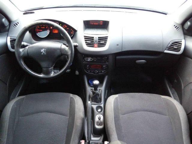 Peugeot 207 Passion XS 1.6 Flex 2011 - Foto 7