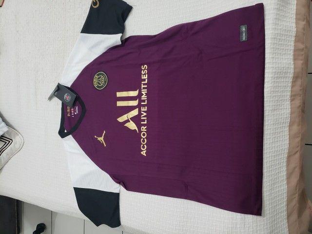 Camisa Jordan Psg 2020/2021