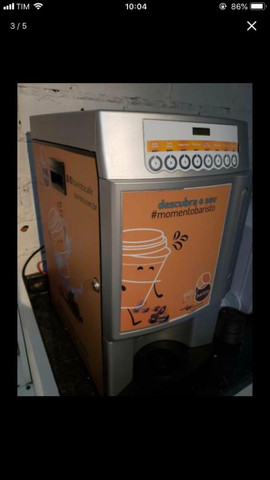 Vendo máquina de café semi nova - Foto 4