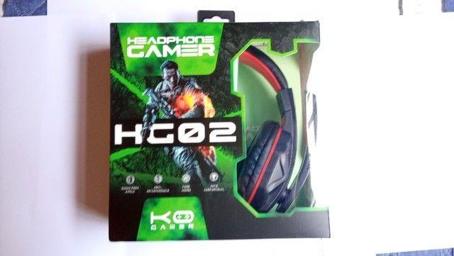 Headset Gamer KOHeadphone Gamer HG02 P2 PS4 Xbox One - Foto 6