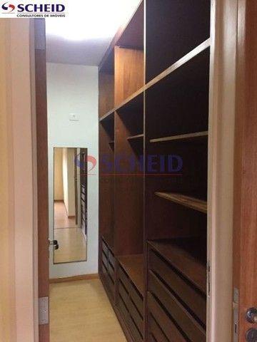 oportunidade, 04 dormitorios , podendo ser 02 suites,uma com closet ,3 vagas fixas e lazer - Foto 8