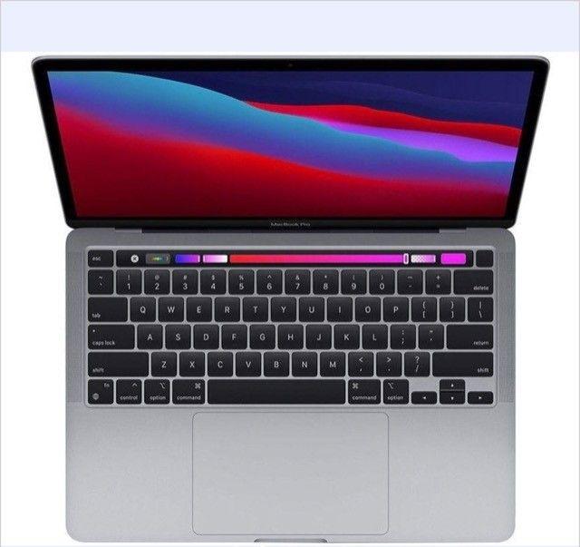 MacBook Pro 13.3 Retina M1 8gb 256ssd 2020 Novo Lacrado - Foto 2