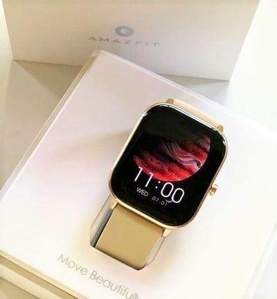 Promoção Dia Das Mãe!! Relógio Smartwatch Xiaomi Amazfit GTS Global GPS À Prova D' Água - Foto 5
