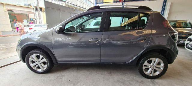 Renault Sandero Stepway Dynamique 1.6  vendo troco e financio R$   - Foto 9