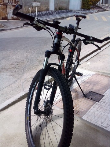 Bicicleta aro 29 freio itralico