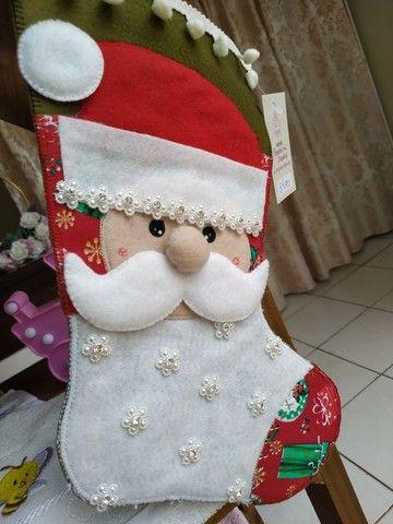 Enfeite de porta natalino