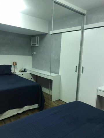 T.C- Apartamento a venda mobiliado com 2 quartos!!!  cod:0030 - Foto 4
