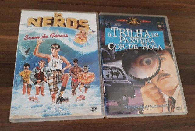 DVDs Pantera Cor de Rosa e os Nerds - Foto 3