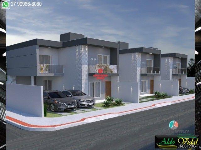 ARV. Lançamento Casa 3 Quartos Suíte Closet em Morada Laranjeiras - Foto 4