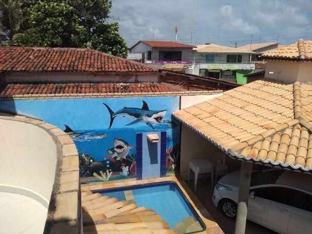 Vendo linda casa, com cinco quartos e piscina: - Foto 3
