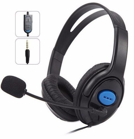 Fone Headset Gamer Microfone Xbox One Pc Playstation 4 Mobile Novo Garantia - Foto 4