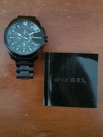 Relógio Diesel Megachief