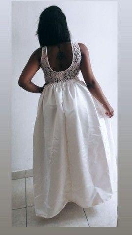 Vestido de festa, Madrinha, Debutante, Noiva. - Foto 6