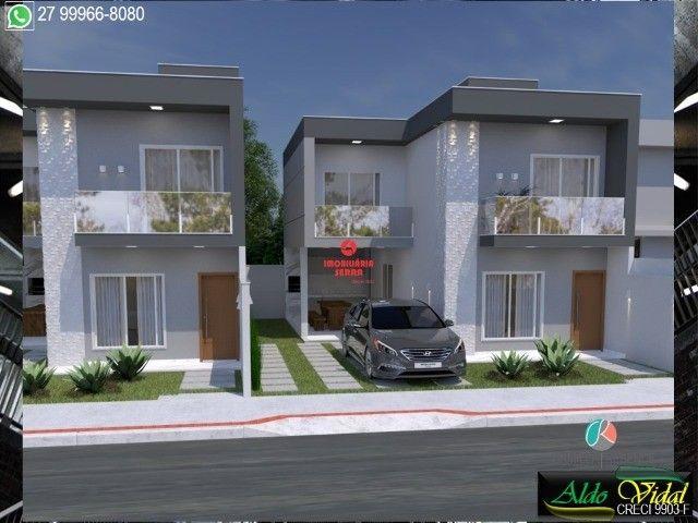 ARV. Lançamento Casa 3 Quartos Suíte Closet em Morada Laranjeiras - Foto 5