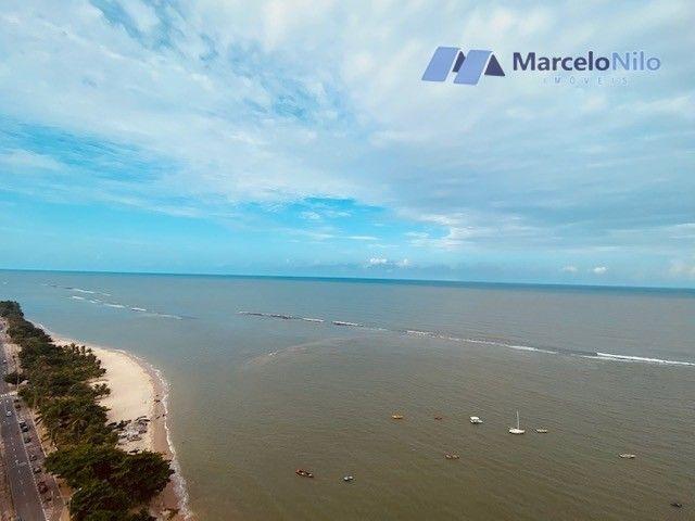 Apartamento na Beira-Mar de Olinda, 134m2, 4 quartos, 2 suítes, 3 vagas, Lazer Completo - Foto 3