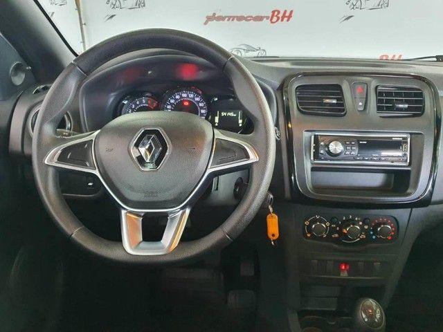 Renault Sandero LIFE FLEX 1.0 12V 5P MEC. 2020 - Foto 7