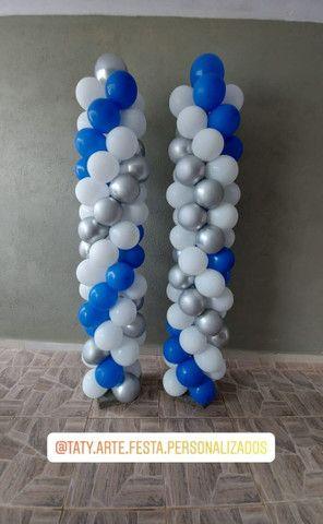 Arco de Balão  - Foto 6