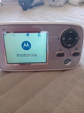 Babá eletrônica Motorola - Foto 4