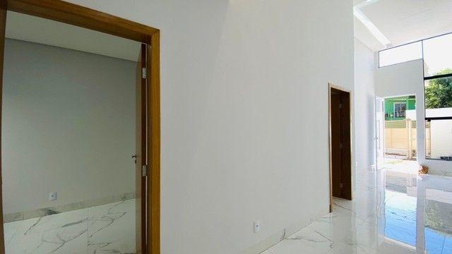 Casa 03 Quartos, 01 Ste, Área de Churrasco - Parque das Flores - Foto 3