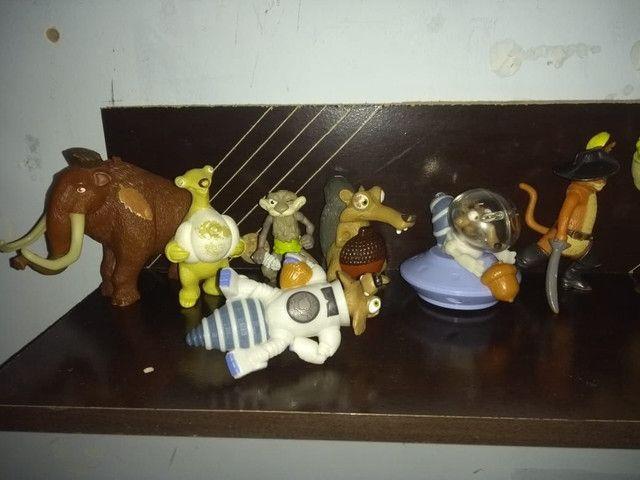 Lote Brinquedos De Filmes - Foto 2
