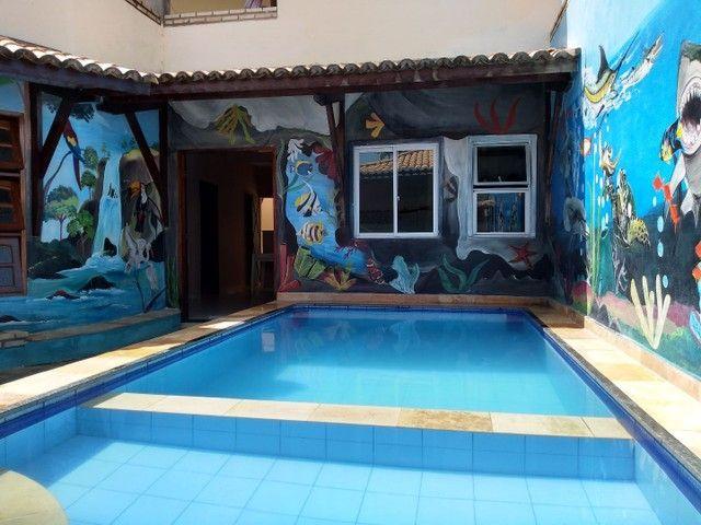 Vendo linda casa, com cinco quartos e piscina: - Foto 6