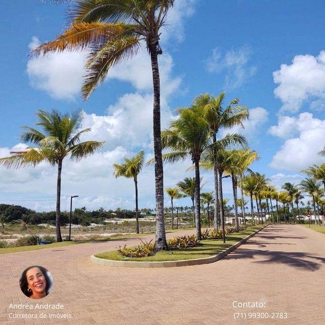 Lote/Terreno para venda com 476m² em Reserva Sauípe - Costa do Sauipe - Foto 16
