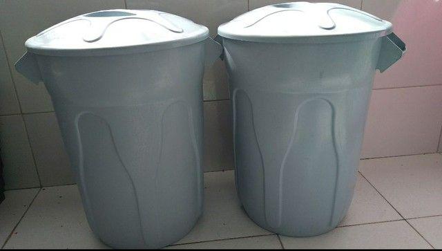 Dois botijoes de 100 litros em perfeito estado  - Foto 4