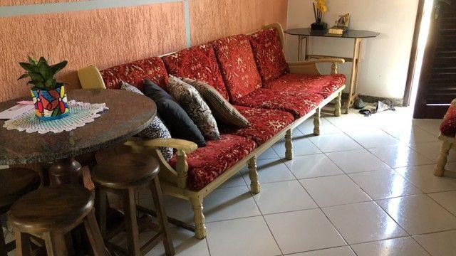 Sofá antigo  - Foto 3