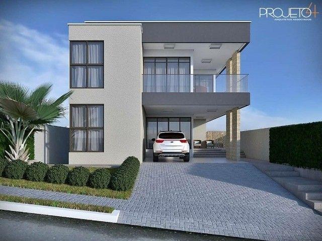 Casa 3 pavimentos, 350 metros de area com Piscina e area gourmet - Foto 3