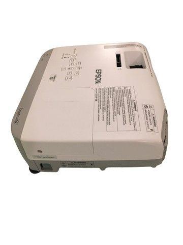 Projetor Epson PowerLite S27 - Modelo: H694A - Equipamento usado - Perfeito funcionamento - Foto 3