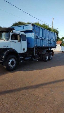 LEIA TODO O ANÚNCIO: Vendo/Troco Por Cavalo mecânico Caminhão Caçamba Truck 1525