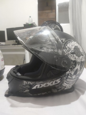 Vendo capacete semi novo - Foto 5